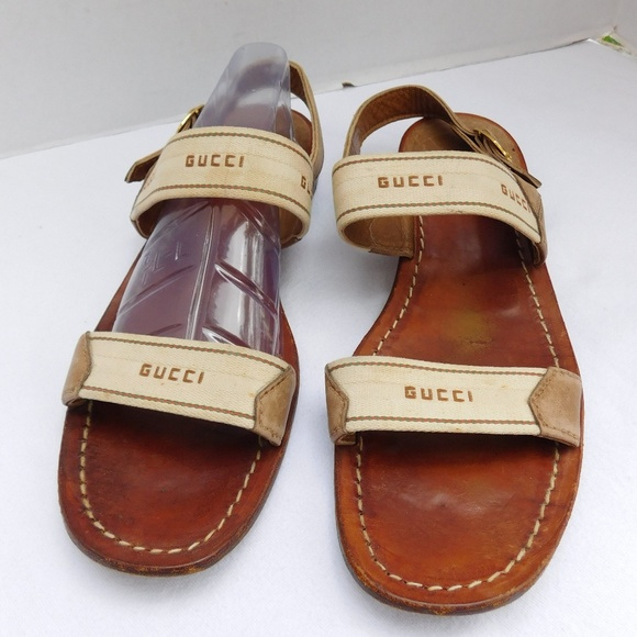 79691dbaf415 Gucci Other - Super Rare Vintage Authentic 70 s Gucci Sandals